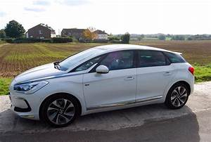 Citroen DS5 Hybrid4 technical details, history, photos on