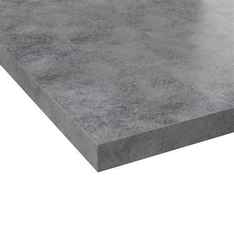 eclairage plan de travail cuisine castorama gallery of plan de travail cuisine n dcor beton gris clair