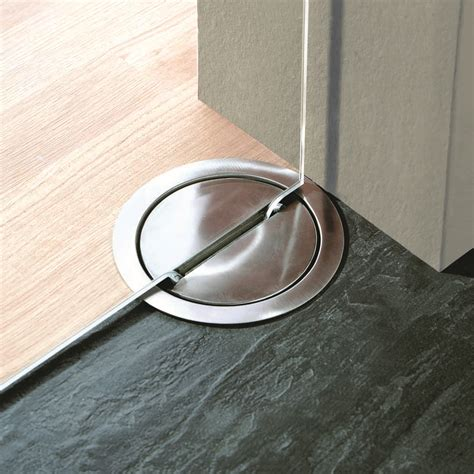 DORMA VISUR - Concealed Hardware for Double-Acting Doors
