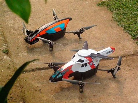 custom ar drone  hull  coast guard whispercraft
