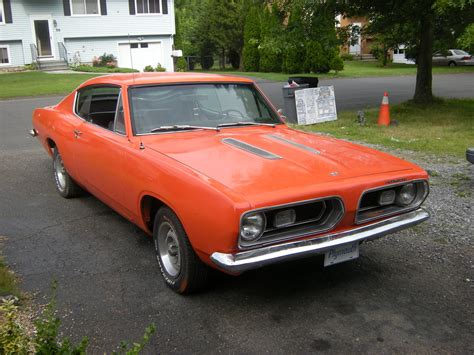 Plymouth Barracuda  Alfa Romeo Forum