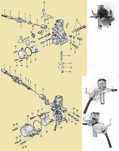 Keihin Pd Carburetor Diagram