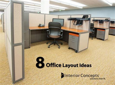 Office Layout Ideas Download - Interior Concepts