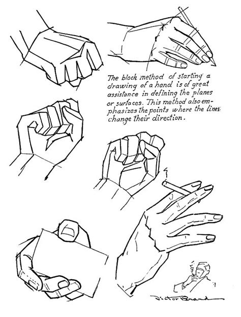 draw hands yahoo image search results