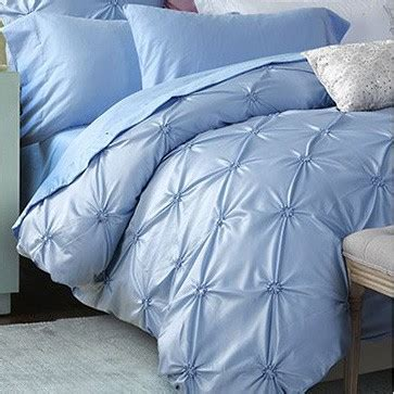 Pinch Pleat Duvet Cover by Pinch Pleat Bedding