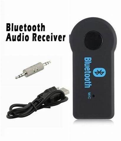 Bluetooth Receiver Stereo Adapter Audio Compatible Wireless