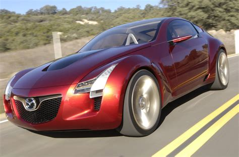 Mazda Kabura Concept Photo Gallery Autoblog