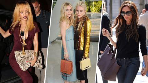 celebrity handbags  stars    bags stylecaster