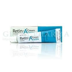 Tretinoin Cream Retin A