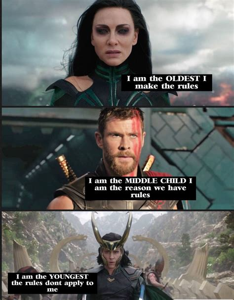 If That Was True Thor Would Be The Oldest Hela Would Be