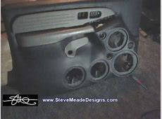 Custom SMD Door Panels Back from Upholstery! Tahoe System