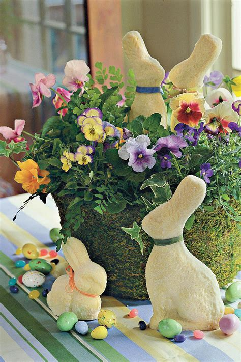 Spring Table Settings Centerpieces Southern Living