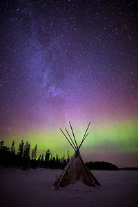 Yellowknife Northern Lights Teepee 1041 Best Aurora Borealis Images On Pinterest Northen