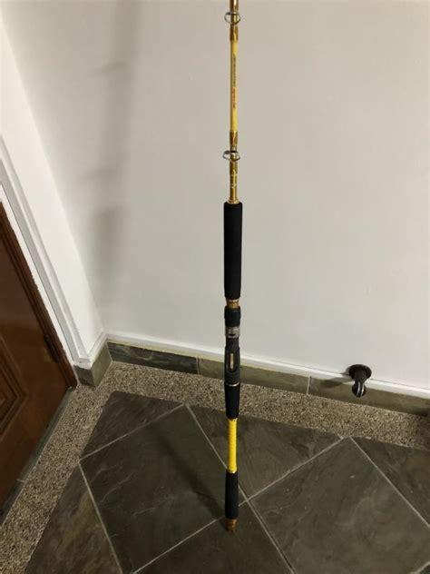 enchanter jigging rod master piece classifieds pe special fishingkaki rods