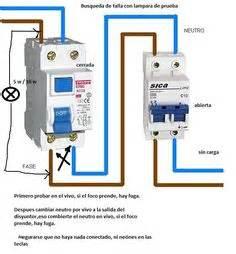 fuga y salta la diferencial electricidad domiciliaria yoreparo electricidad electrical