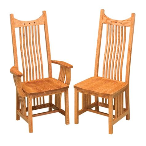 mission dining chairs dining chairs large size of