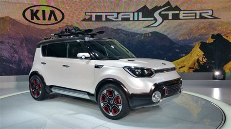 Kia Soul Trailster by Chicago Auto Show 2015 What You Don T Want To Miss