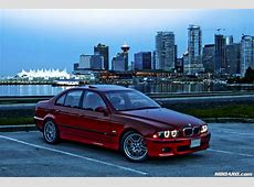 Member victorm5 BMW M5 E39 Imola Red in Vancouver, British