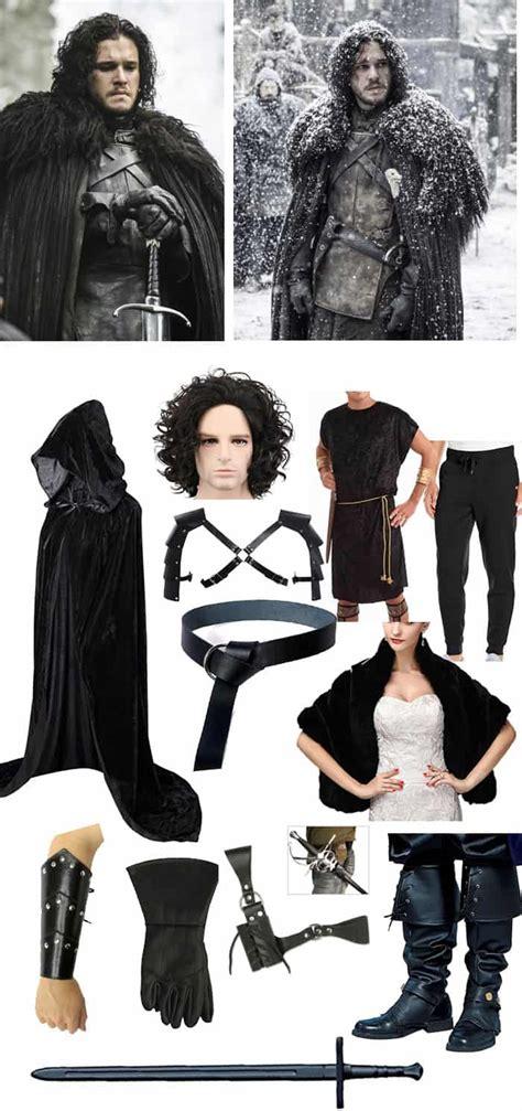amazon costume snow jon halloween costumes diy primermagazine