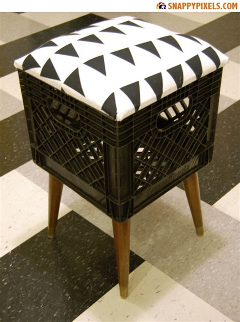 diy   milk crates  upcycle pictures snappy pixels