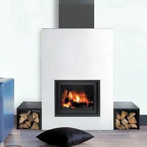 Cheminée à Bois : cheminee poil a bois energies naturels ~ Premium-room.com Idées de Décoration
