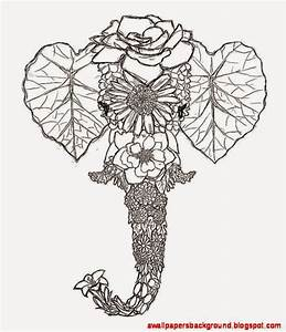 Images Of Flower Drawings - Cliparts.co