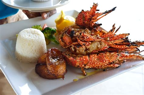 anguille cuisine anguilla restaurant guide tranquil villa management