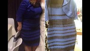 dressgate le buzz de la mysterieuse robe qui divise les With la robe qui change de couleur