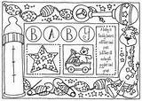 Cards Baby Frame Zentangle Card Coloring Collage Colouring Birthday Google Rx3 Doodle 2085 Templates Patterns Printable Print Template sketch template