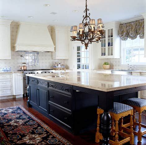 how to make a kitchen island with seating colorful kitchens with charisma navy 9788
