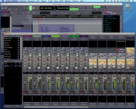audio desk recording software kvr harrison releases mixbus