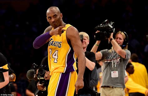 kobe bryant scores  points  win final game  los