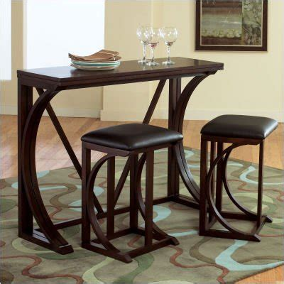small bar height table dining tables for small spaces dining tables for