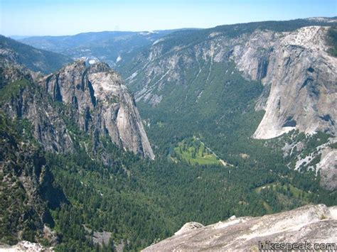 Taft Point Trail Yosemite