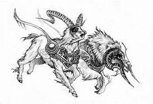 Symbole Mythologie Nordique : as bouc ~ Melissatoandfro.com Idées de Décoration