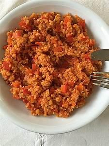 Bulgur Rezepte Vegetarisch : gem se bulgur linsen pfanne rezept mit bild von ~ Lizthompson.info Haus und Dekorationen