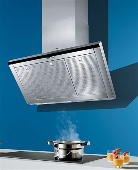Siemens extractor hood   wall mounted vent