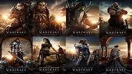 New Warcraft character posters - Collider - YouTube