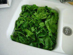 comment cuisiner epinard frais cuisine facile com comment préparer des épinards
