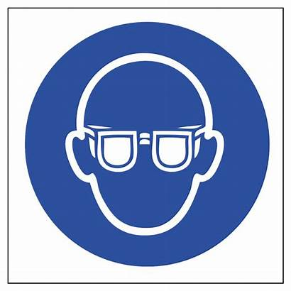 Safety Clipart Goggles Ppe Symbols Signs Clip