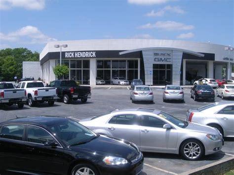 Hendrick Buick Gmc rick hendrick buick gmc duluth ga 30096 car dealership