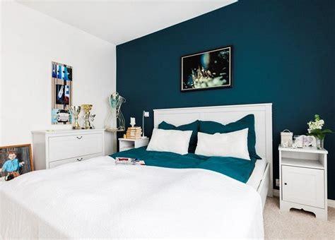 chambre en bleu couleur de peinture pour chambre tendance en 18 photos