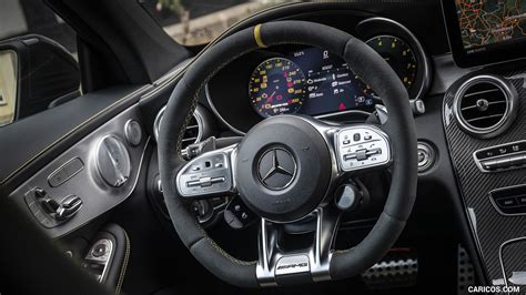 Most of my city driving is done in snow, and the. 2019 Mercedes-AMG C 63 S Coupe - Interior | HD Wallpaper #93