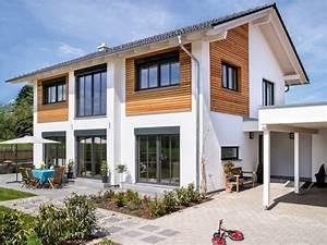Haus Mit Satteldach 25 Grad : fertighaus von regnauer hausbau haus glonn ~ Lizthompson.info Haus und Dekorationen