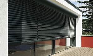 Boutique Du Volet : gamme brise soleil orientable volets roulants confort ~ Premium-room.com Idées de Décoration