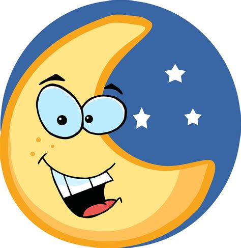 Best Moon Clipart #4559 Clipartioncom