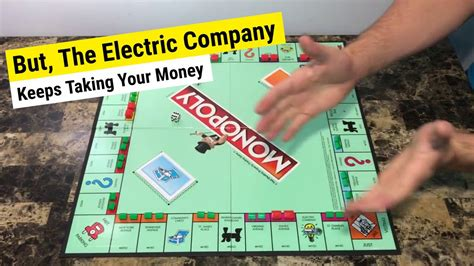 Originally a small weapons manufacturer, the advent of mako energy has provided shinra with unprecedented growth and profits. Electric Company Monopoly - YouTube
