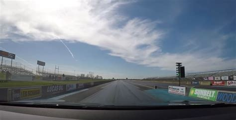 Tesla Model S P100d Sets New 1/4-mile World Record With