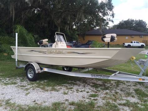 Seaark Jon Boat Reviews by Seaark Rx 872 Boats For Sale