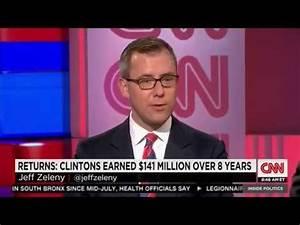 CNN: Clinton tax returns 'adds some ammunition' to ...